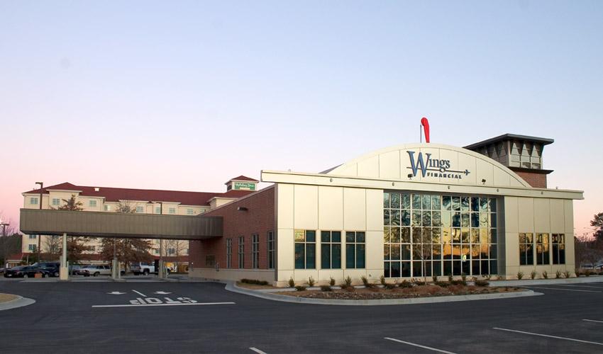 Wings Financial Building - Atlanta, GA
