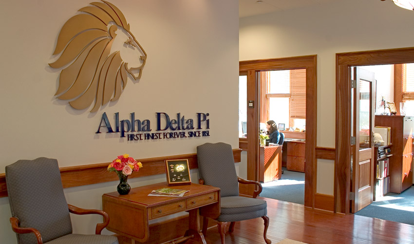 Alpha Delta Pi National Headquarters   Atlanta, GA