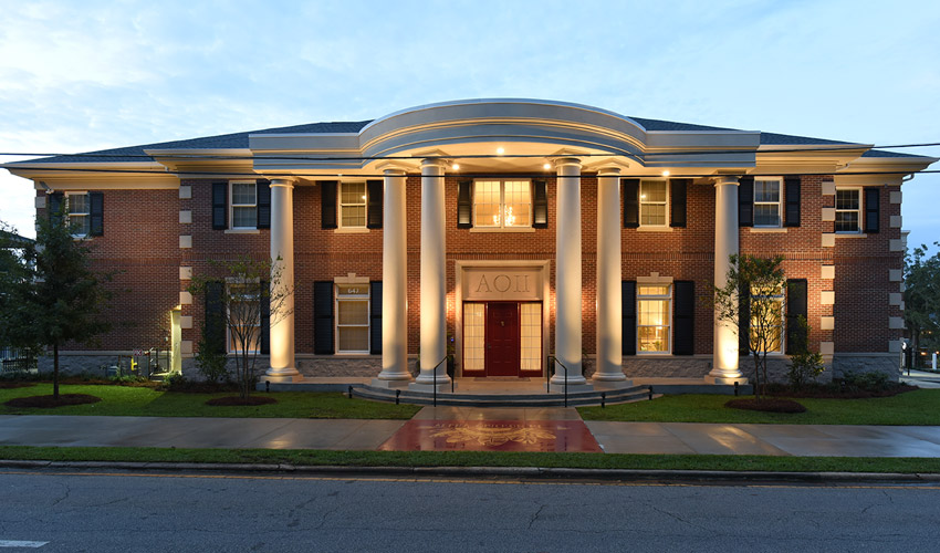 Alpha Omicron Pi – Florida State - Tallahassee, FL