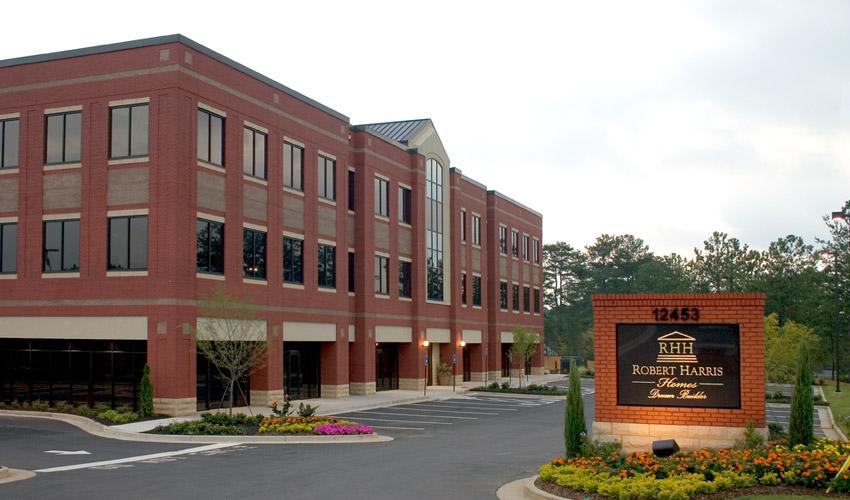 Robert Harris Homes - Woodstock, GA