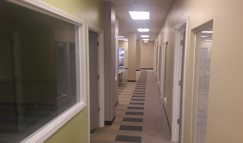 Atlanta Legal Aid Society – Interior and Exterior Renovation - Atlanta, GA