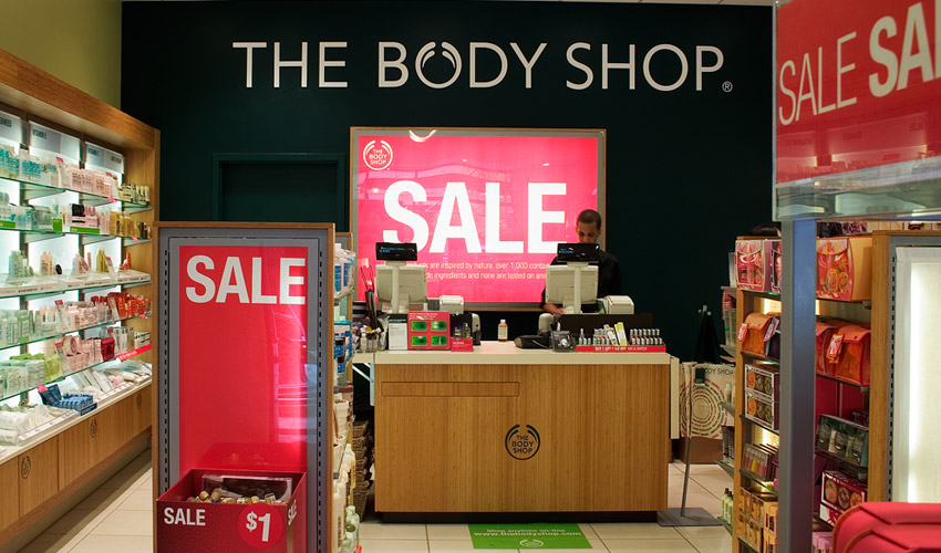 The Body Shop - Atlanta, GA