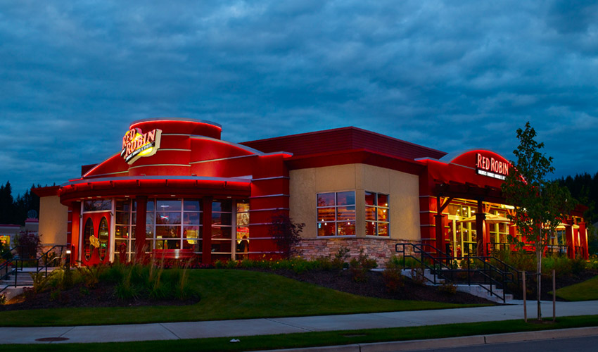 Red Robin - Knoxville, TN