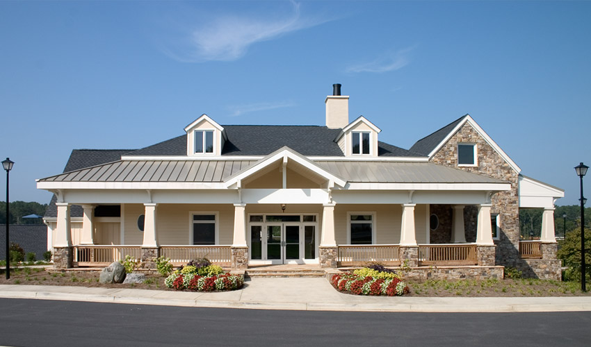 Fieldstone Clubhouse - Cumming, GA
