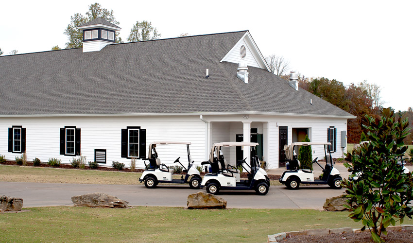 Trophy Club Cart Barn - Snellville, GA